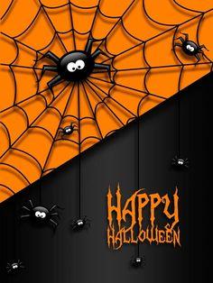 Spooky Halloween Pictures, Happy Halloween Quotes, Diy Halloween Costumes For Kids, Halloween Greetings, Halloween Cartoons, Halloween Clipart, Halloween Cards, Scary Halloween, Halloween Iii