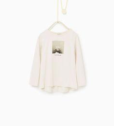 Obrázok 1 z Tričko fotografická séria od spoločnosti Zara