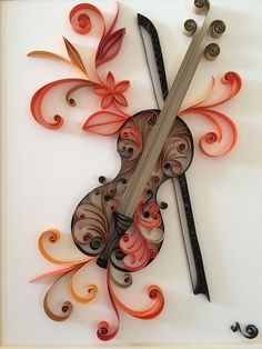 The Violin on Behance
