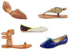 Summer is the perfect time to unleash those bright, peppy colours on your wardrobe... and that includes your shoes too! From pretty strappy sandals to funky pumps and carefree flip flops, your shoe closet is about to expand. Yes, we went shoe stalking to bring you some of the coolest summer footwear we think you must own. Take a looksie.Don't miss! Fragrances to Recreate the Magic of Summer