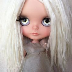 OOAK custom Blythe doll by Sharon Avital  by StrangeFruitShop