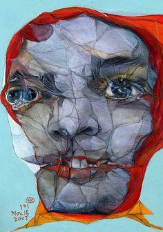 takahiro kimura artist | Takahiro Kimura: Collage
