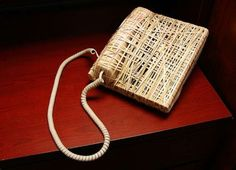 Art of Trolling: rubber band-bound phone