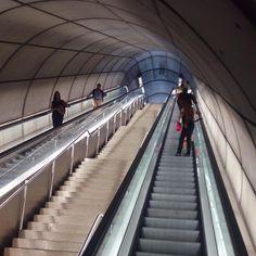 """""""Metro Bilbao.  Tamara Vazquez #bilbao #metro #euskogram #PaisVasco #paysbasque #basqueland #humansofeuskadi  #Baskenland #humansofbasquecountry #euskadi…"""""""
