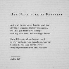 #poem #poetry #writing #quotes #daughters #nikitagill