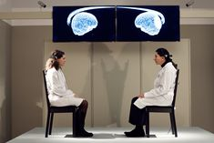 ON THE SAME WAVELENGTH crowd-sourcing neuroimaging research | interactive brain-art installations /Matthias Oostrik | Marina Abramovic | Lauren Silbert | Jennifer Silbert | Oliver Hess | The Watermill Center Art & Science: Insights into Consciousness Workshop |