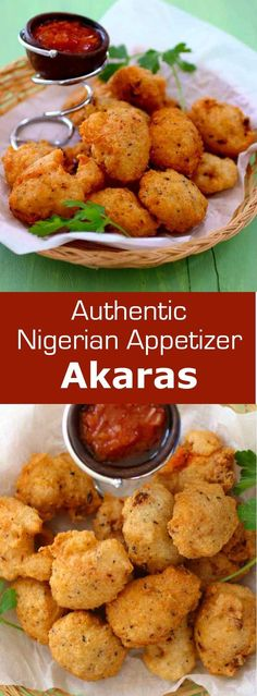Akara is a delicious fried snack composed of black-eyed peas originally from Nigeria, but also popular throughout West Africa and Brazil. #Nigeria #WestAfrica #vegan #International #Cuisine #Exotic Sherman Financial Group