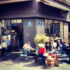 Australian/French establishment taking charge of the coffee scene in Paris and turning it into something beautiful! - Kooka Boora