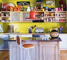 La maison de Tracy Rushmere au Cap (Afrique du Sud) - Shine Shine textil