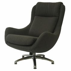 Overman Originals Jupiter Swivel Chair - Click to enlarge