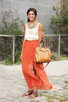 Shereen Seyal, med student; Sparkle and Fade top, skirt and shoes from Marshall's, Michael Kors bag, necklace from Marshall's.