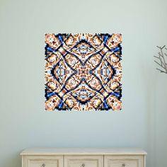 """Portuguese tiles"" Vinilo por Monike_Meurer"