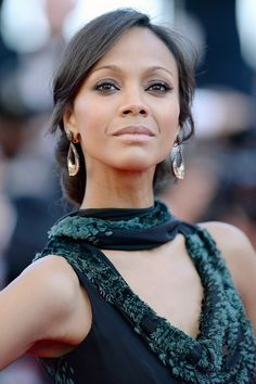 The Beauty At Cannes 2014 - Zoe Saldana