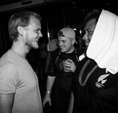 Avicii and Dj Carnage ♥️