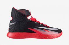 Nike Zoom HyperRev Black Light Crimson Available Now
