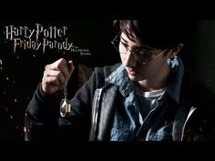 Harry Potter Friday Parody by The Hillywood Show® - YouTube