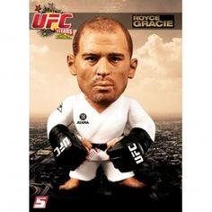 UFC Royce Gracie Titans Series 1 Action Figure