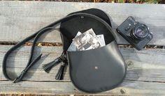 Handmade Leather Bag Price 35$ Size 18×23×6