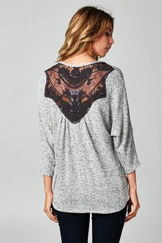 Emme Pullover | Women's Clothes, Casual Dresses, Fashion Earrings & Accessories | Emma Stine Limited
