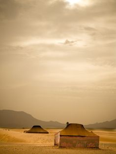 Traditional Bedouin Tents in the Sahara Desert, Near Zagora, Merzouga, Morocco, North Africa Photographic Print by Ian Egner at AllPosters.c...