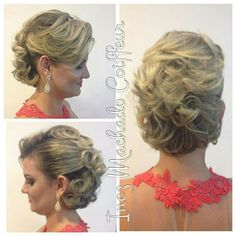 New Wedding Hairstyles Half Up Half Down Medium Length Guest Books Ideas – cabelo Mother Of The Groom Hairstyles, Mom Hairstyles, Mother Of The Bride Hair Short, Wedding Hairstyles Half Up Half Down, Simple Wedding Hairstyles, Hairdo Wedding, Short Wedding Hair, Trendy Wedding, Medium Hair Styles