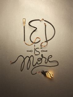 IED is More by Mr.Da , via Behance