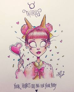Taurus by Alef Vernon