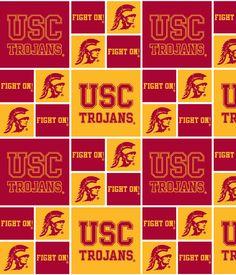 1fb213b6ee419 USC Trojans Fight On! Usc Logo