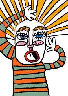 #illustration #childrenbook #abstract #weird
