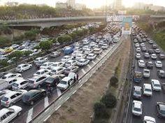 Image result for traffic jams diagonal