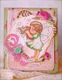 Synnøves Papirverksted, Magnolia stamps,