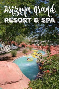 #travel Arizona Grand Resort & Spa Review