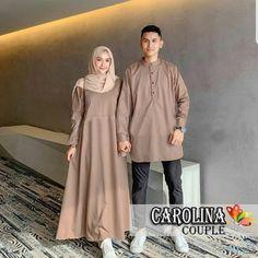 Hijab Stile, Mocca, Bridesmaid Dresses, Wedding Dresses, The Dress, Hijab Fashion, Kimono Top, Sweater, Couples