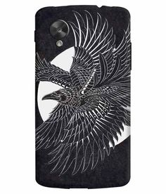 Loved it: Dailyobjects Moonlight Raven Case For Lg Google Nexus 5, http://www.snapdeal.com/product/dailyobjects-moonlight-raven-case-for/1056748718