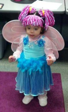 Homemade Abby Cadabby costume  sc 1 st  Pinterest & Happy Halloween... | Pinterest | Homemade costumes Costumes and ...