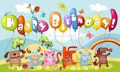 balonlu doğum günü kartları ile ilgili görsel sonucu