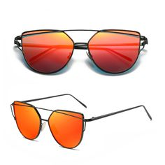deaa580964b PRODUCT DETAILS - Sunglasses - Reflective mirror lenses - UV Protection -  60-18-