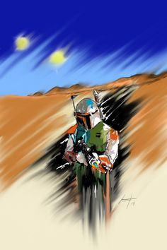 New art. May the 4th be with you.