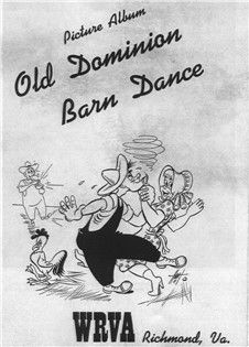 A 50,000 watt radio station, WRVA located in Richmond, Virginia, aired the beginning of country music's national exposure. The Old Dominion Barn dance was the 3rd largest stage show in the nation following The Grand Ole Opry in Nashville Tennessee and The Wheeling Jamboree in Wheeling West Virginia.