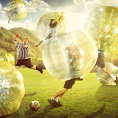 Bubble Soccer, Zorb Football, Bubble Football