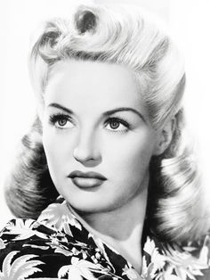 Betty Grable, 1940s