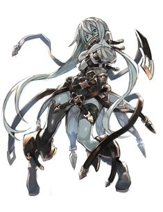 Sister Lab Grown- telekinesis and instant regeneration. She is insane, a sociopath and psychopath.  Demyan has to constantly have full control over her so he binds her hands so she isn't overly powerful.  Like her twin, she has no emotions and feels nothing for killing people.  Is often used for dire situations.