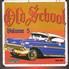 Various Artists - Old School, Vol. 5 (CD)