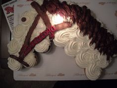 Horse Cake Pictures and Easy Instructions Party Favors