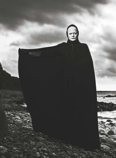 The Seventh Seal 1957 - Photo by Louis Huch
