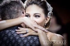 Lo que más nos importa, es que nuestros clientes queden felices. Siempre estaremos para hacer sus sueño realidad. #WeddingExperts #TitoyCheo