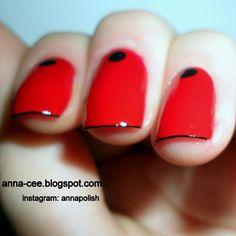 Instagram photo by annapolish #nail #nails #nailart