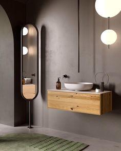 Restaurant Bad, Restaurant Bathroom, Dark Bathrooms, Small Bathroom, Master Bathroom, Washroom Design, Room Door Design, Toilet Room Decor, Bathroom Pendant Lighting