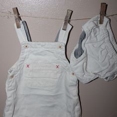 Jumper & diaper cover, 3-6 months