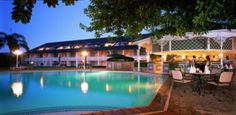 The Royal Swazi Spa hotel In Swaziland Southern Africa, there is a verdant and green gorge which is home to the hotel. Hotel Spa, Resort Spa, Hotels And Resorts, Swimming Pools, Around The Worlds, Mansions, House Styles, City, Places